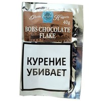 Трубочный табак Gawith and Hoggarth Bobs Chocolate Flake 40 гр.