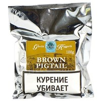 Трубочный табак Gawith and Hoggarth Brown Pigtail 100 гр.