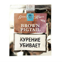 Трубочный табак Gawith and Hoggarth Brown Pigtail 40 гр.
