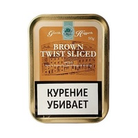 Трубочный табак Gawith and Hoggarth Brown Twist Sliced 50 гр.