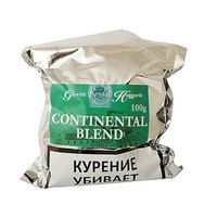 Трубочный табак Gawith and Hoggarth Continental Blend 100 гр.