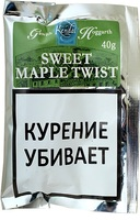 Трубочный табак Gawith and Hoggarth Sweet Maple Twist 40 гр.