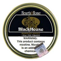Трубочный табак Hearth and Home Marquee BlackHouse 50 гр.