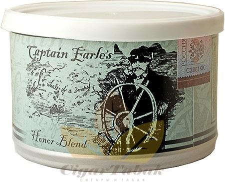 Трубочный табак Hermit Tobacco Captain Earle's Honor Blend