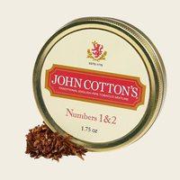 Трубочный табак John Cotton's Number 1 and 2 Medium