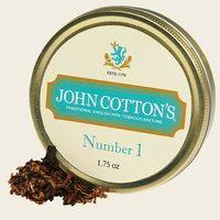 Трубочный табак John Cotton's Number 1