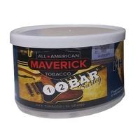 Трубочный табак Maverick 12 Bar Burley 50 гр.