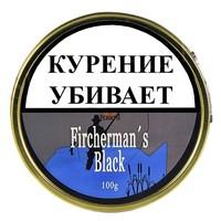 Трубочный табак Planta Fisherman's Black 100 гр.