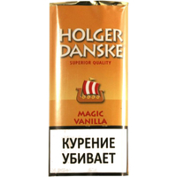 Трубочный табак Planta Holger Danske Magic Vanilla 40 гр.