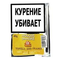 Трубочный табак Planta Holger Danske Vanilla and Orange 40 гр.