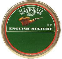 Трубочный табак Savinelli English Mixture 50 гр.