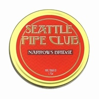 Трубочный табак Seattle Pipe Club Narrow Bridge 50 гр.