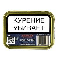 Трубочный табак Stanislaw Black Cavendish 50 гр.
