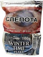 Трубочный табак Stanislaw Winter Time Flake 100 гр.