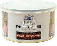 Трубочный табак The Royal Pipe Club English Mixture Cake 50 гр.