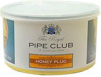 Трубочный табак The Royal Pipe Club Honey Plug 100 гр.