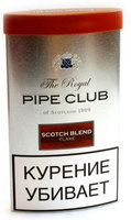 Трубочный табак The Royal Pipe Club Scotch Blend 40 гр.