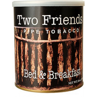 Трубочный табак Two Friends Bed and Breakfast 227 гр.