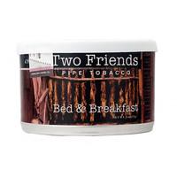 Трубочный табак Two Friends Bed and Breakfast 57 гр.
