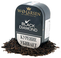Трубочный табак W.O.Larsen Black Diamond