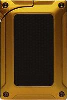 Зажигалка Bugatti 7 Anodized Yellow BL750
