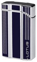 Зажигалка Lotus 4720 Intrepid Navy Blue