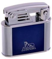 Зажигалка Lubinski «Бассано» Синяя WD570-4