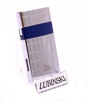 Зажигалка Lubinski «Мантуя» турбо WA550-3