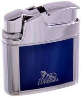 Зажигалка Lubinski «Таормина» Синяя WD564-4
