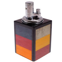 Зажигалка настольная Mastro De Paja Арлекино 1900-ARL