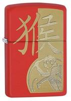 Зажигалка Zippo 28955 Red Matte