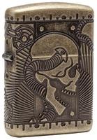 Зажигалка Zippo 29268 Armor™ Steampunk Antique Brass