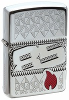 Зажигалка Zippo 29442 LE 2017 85th Anniversary High Polish Chrome