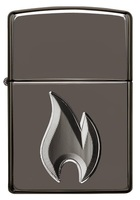 Зажигалка Zippo 29928 Armor™ Flame Black Ice