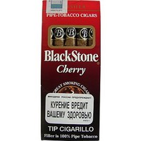 Сигариллы Black Stone Tip Cigarillos Cherry