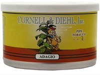 Трубочный табак Cornell and Diehl Tinned Blends Adagio
