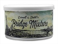 Трубочный табак Cornell and Diehl Tinned Blends Bridge Mixture