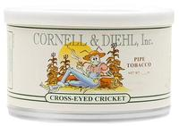 Трубочный табак Cornell and Diehl Tinned Blends Cross Eyed Cricket