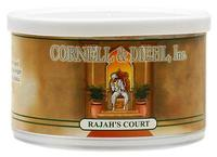 Трубочный табак Cornell and Diehl Tinned Blends Rajah's Court