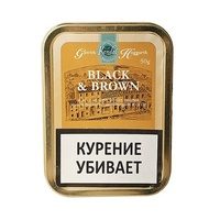 Трубочный табак Gawith and Hoggarth Black and Brown 50 гр.