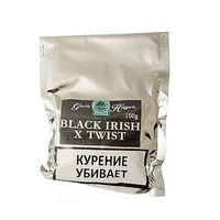 Трубочный табак Gawith and Hoggarth Black Irish X Twist 100 гр.