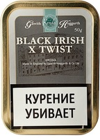 Трубочный табак Gawith and Hoggarth Black Irish X Twist 50 гр.
