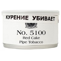 Трубочный табак McClelland Matured Virginias No 5100 Red Cake 50 гр.