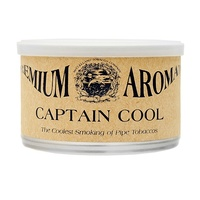 Трубочный табак McClelland Premium Aromatics Captain Cool 50 гр.