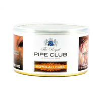 Трубочный табак The Royal Pipe Club Boyolali Cake 50 гр.
