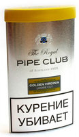 Трубочный табак The Royal Pipe Club Golden Virginia 40 гр.