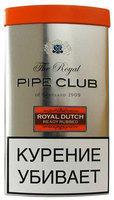 Трубочный табак The Royal Pipe Club Royal Dutch 40 гр.