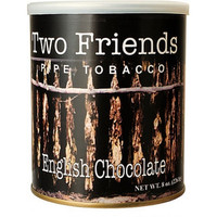Трубочный табак Two Friends English Chocolate 227 гр.
