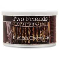 Трубочный табак Two Friends English Chocolate 57 гр.
